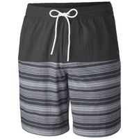 Columbia Men's Lakeside Leisure Print Drawstring Short