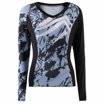 Women Yoga Top/Women Yoga Shirts Long Sleeve