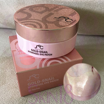 SOC Gold-Snail Hydrogel Eye Patch (60 patches)