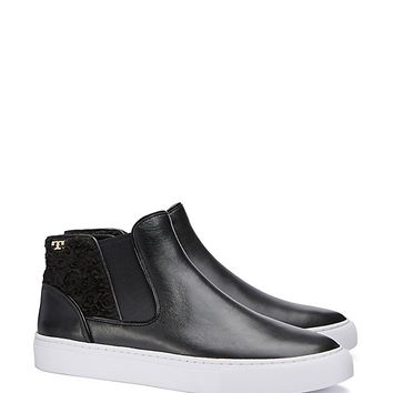 Tory Burch Rosette High-top Sneaker