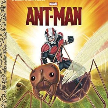 Ant-man Marvel: Little Golden Book