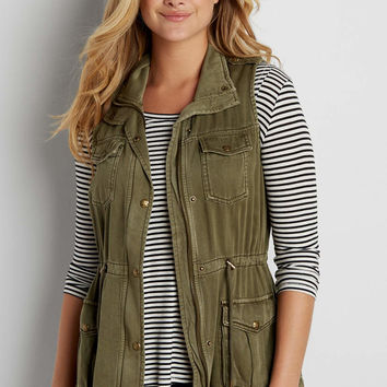 20615e9ddd8 drapey anorak vest | maurices from maurices