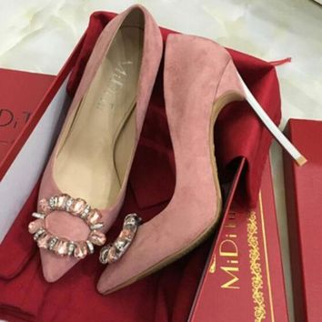 Wedding Shoes High Heels Shoes Woman