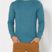 Classic Blue Thermal Top