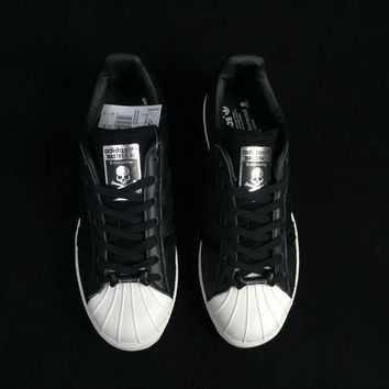 e1194009fc2d adidas x mastermind JAPAN SUPERSTAR 80s Men Women Sneaker