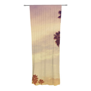 "Catherine McDonald ""Endless Summer"" Decorative Sheer Curtain"