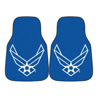 US Air Force Car Floor Mats (2 Front)