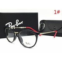 DIOR Stylish Ladies Men Personality Summer Sun Shades Eyeglasses Glasses Sunglasses Black Red I-MYJ-YF