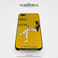 The Great Gatsby case for iPhone, iPod, Samsung Galaxy, HTC One, Nexus