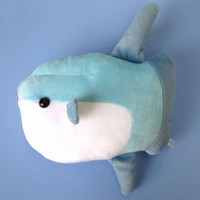 Ocean Sunfish Stuffed Toy Mola mola peluches Kuscheltiere Japanese