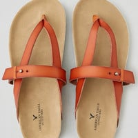 AEO MOLDED FOOTBED SANDAL
