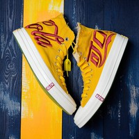 KITH Coca-Cola x Converse Chuck Taylor 1970S Yellow 162985C - Best Deal Online