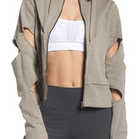 Alo Mix Hooded Jacket | Nordstrom