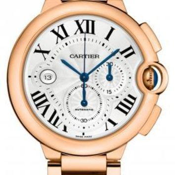 Cartier - Ballon Bleu 46mm - Pink Gold