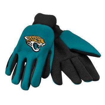 Jacksonville Jaguars - Adult Two-Tone Sport Utility Gloves
