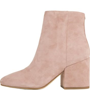 Sam Edelman for Women: Taye Mauve Heeled Booties
