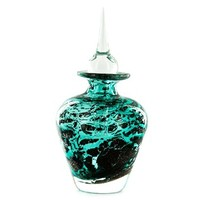 Teal Glass Perfume Bottle | Shop Hobby Lobby