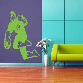 Hal Jordan decal Superheroes stickers Vinyl Stylish Wall Art Sticker 10480