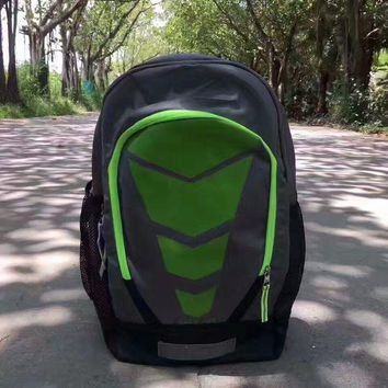 DCCKXT7 Nike' Unisex Simple Casual Large Capacity Movement Travel Basketball Double Shoulder Bag Backpack