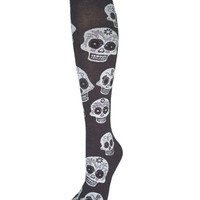 Socksmith Muertos Knee High Socks
