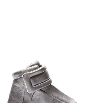 Maison Martin Margiela Silver Future High-top Sneakers