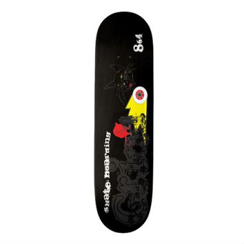 Grind skate board Black cat 864