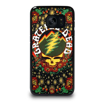 GRATEFUL DEAD Samsung Galaxy S7 Edge Edge Case Cover