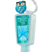 PocketBac Holder Owl Charm
