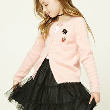 Girls Tiered Mesh Skirt (Kids)