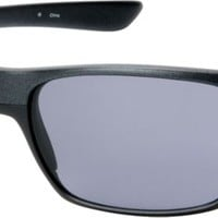 Oakley TwoFace Steel Black & Grey Sunglasses