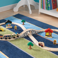 KidKraft Figure 8 Train Set - 17822