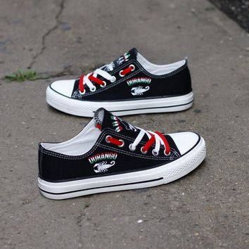 Durango Low Top Canvas Shoes Custom Printed Sneakers