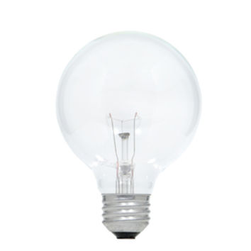 Shop 2-Pack 60 Watt Indoor Dimmable Soft White G25 Incandescent Decorative Light Bulbs at Lowes.com