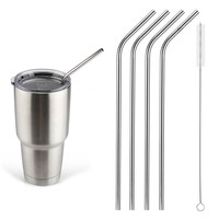 EPIC Stainless Steel Straws