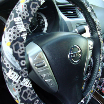 Steering Wheel Cover Star Trek