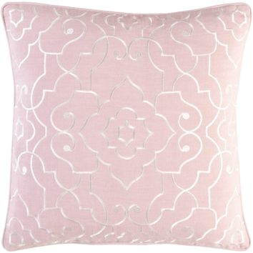Adagio Pillow ~ Pale Pink