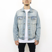 Dave Denim Jacket