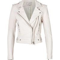 Iro - Leather Biker Jacket