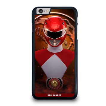 POWER RANGERS RED MIGHTY MORPHIN iPhone 6   6S Plus Case 95a2ab0d1