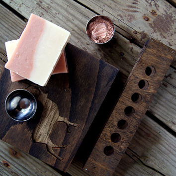 No. 307 Sakura: Composite Japanese Cherry Blossom, Pink Clay and Shea Butter Soap