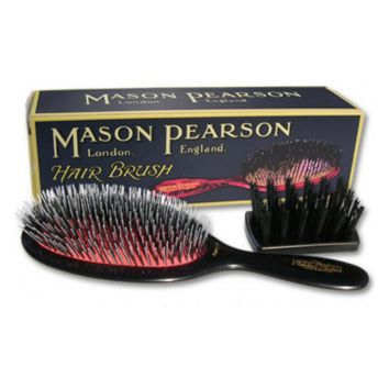 Mason Pearson Popular Mixture Nylon & Boar Bristle Hair Brush