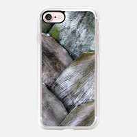 Casetify iPhone 7 Classic Grip Case - Palm pattern by littlesilversparks #iPhone 7