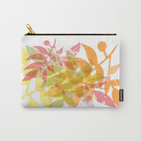 Indian Summer #society6 #buyart #decor Carry-All Pouch by mirimo