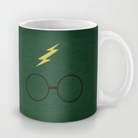 Harry Potter - Minimalist Postr 01 Mug by Misery