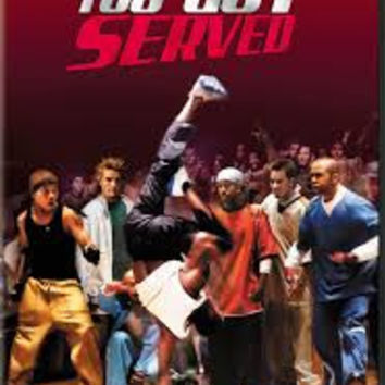 You Got Served Special Edition Movie DVD 2004 UPC043396031579