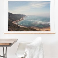 Catherine McDonald California Coast Art Print And Hanger