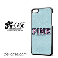 Victoria's Secret Pink DEAL-11676 Apple Phonecase Cover For Iphone 5C