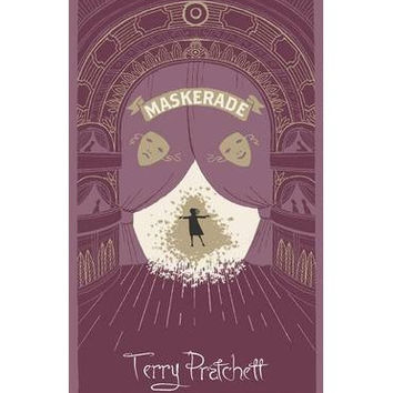 Maskerade By Terry Pratchett (Hardback)