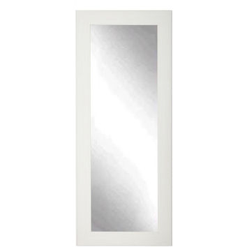 "Brandt Works Oyster Grain Floor Mirror BM8THIN 21.5""x71"""