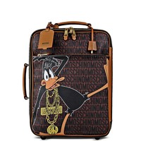 Wheeled Luggage Women - Moschino Online Store